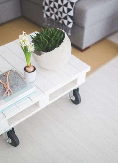 Niebanalny stół do niebanalnego wnętrza