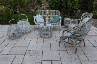 Rattanowa doskonałość do ogrodu i domu