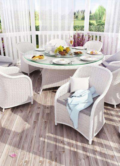 Fotele na balkon – popraw komfort podczas chwil na świeżym powietrzu